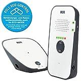 NUK Babyphone Eco Control Audio 500, Écoute-bébé...
