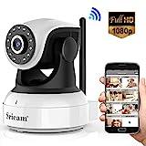 Sricam Caméra IP Wifi, Caméra de Surveillance Intérieure...