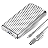 Zendure A6PD - Batterie Externe 20100mAh (Résistante aux...