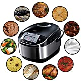Russell Hobbs 21850-56 Multi Cuiseur 900W CookAtHome, 11...