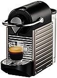 Nespresso Pixie - Machine à café automatique - Titane...