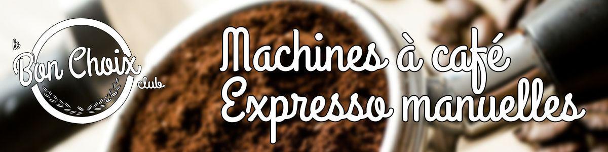 Cafetiere expresso manuelle - Achat / Vente pas cher