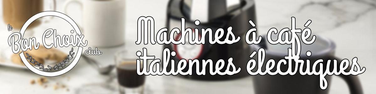 Cafetiere italienne electrique - Achat / Vente pas cher