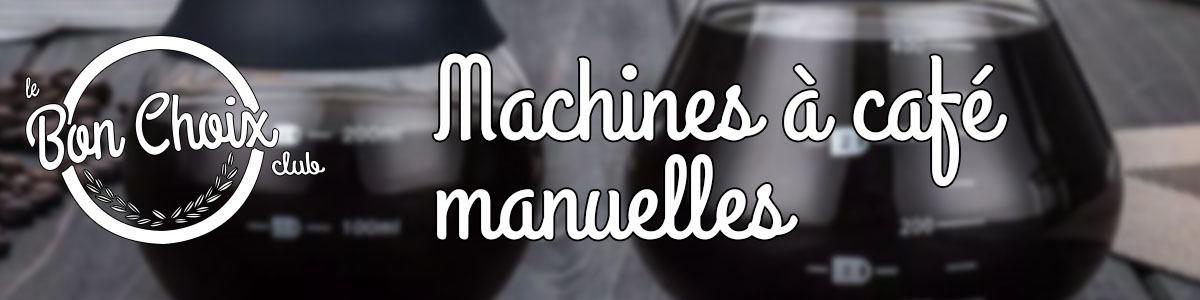 Cafetiere manuelle - Achat / Vente pas cher