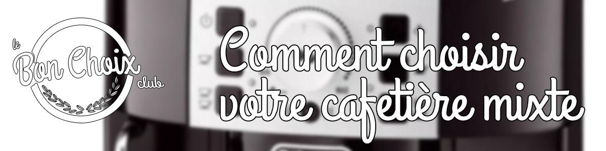 cafetiere combine dosette cafe moulu