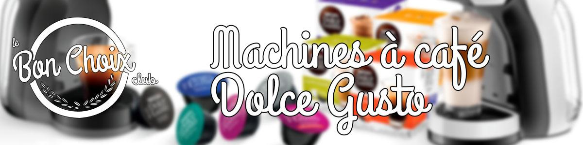 dolce gusto automatique