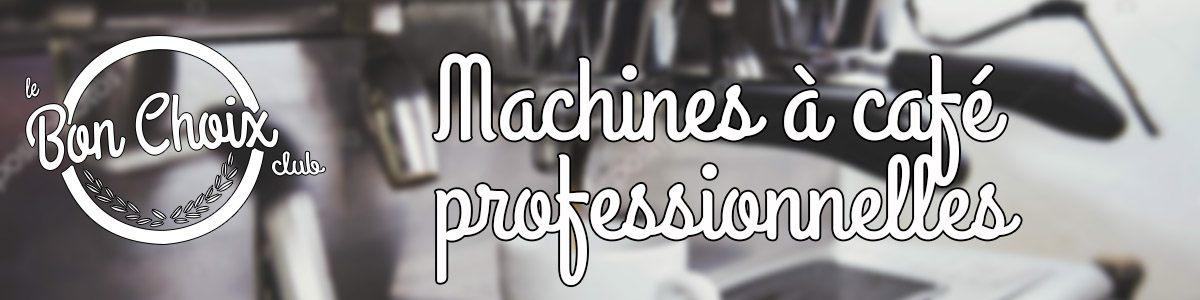 machine à café professionnelle automatique