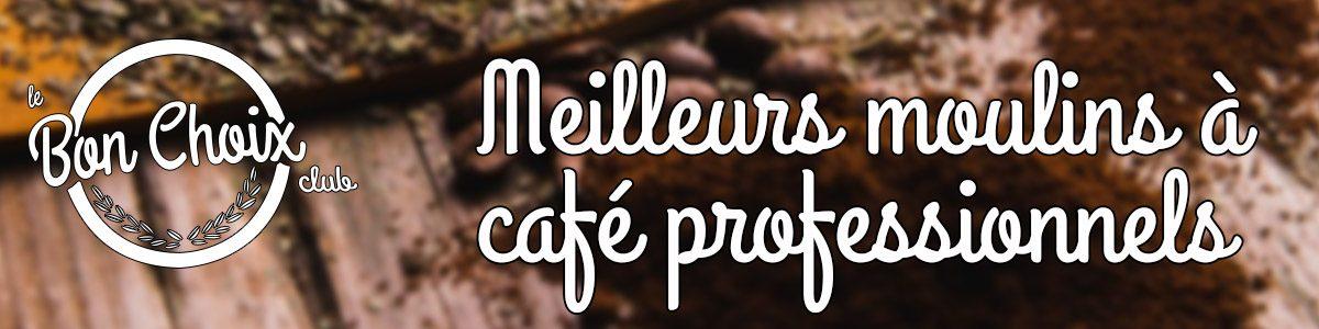 moulin a cafe professionnel pas cher