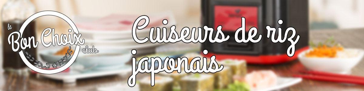 Choisir le bon cuiseur à riz japonais