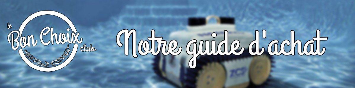 Robot de piscine : lequel choisir ?