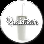 humidificateur radiateur