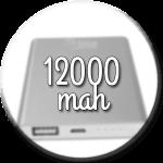 batterie externe 12000mah