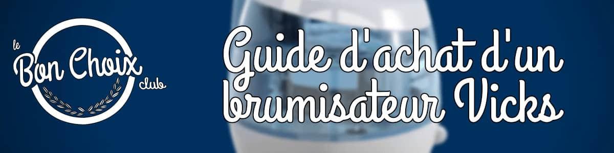 Humidificateur Pediatric ultrasons VICKS : Avis