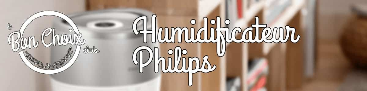 Philips : Un bon humidificateur ? On fait le test !