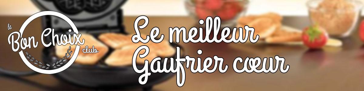 Gaufrier coeur - Achat / Vente pas cher