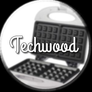 gaufrier techwood