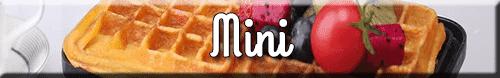 mini gaufrier