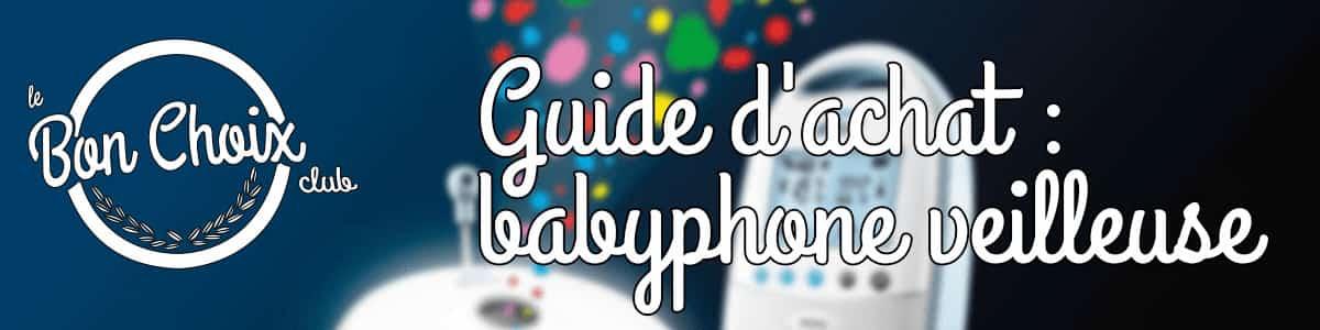 Babyphone lumineux - Comparatif, Avis et Test