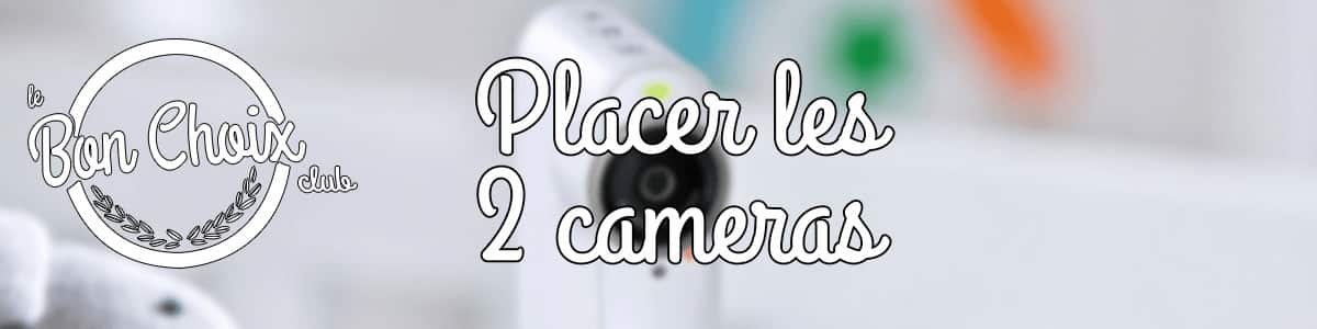 Baby phone 2 camera - Achat / Vente pas cher