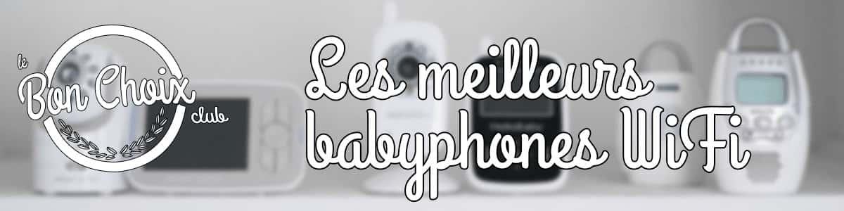 babyphone connecté smartphone
