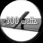 barre de son 300w
