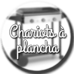 chariot plancha