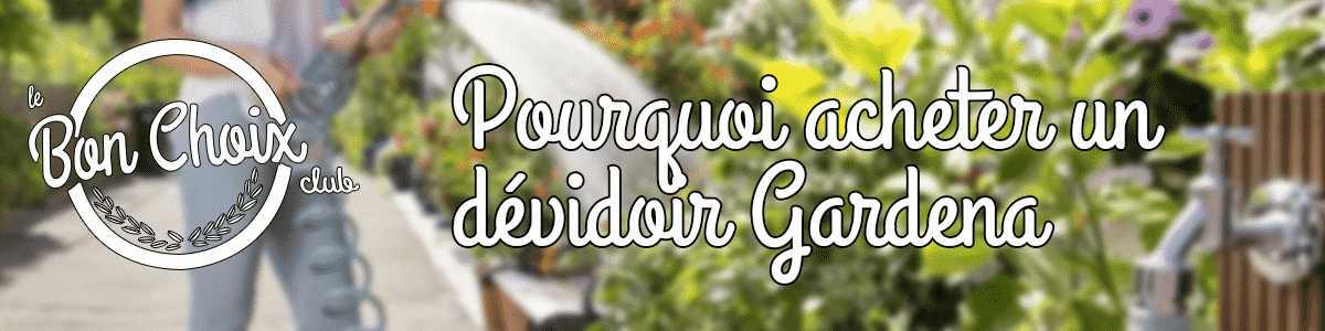 Devidoir mural gardena - Achat / Vente pas cher