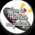 jeu de flechette magnetique