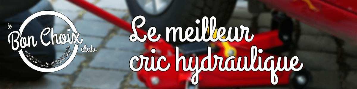 cric hydraulique auto
