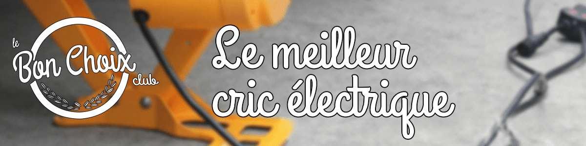 Cric electrique - Achat / Vente pas cher