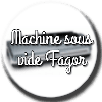 machine sous vide fagor