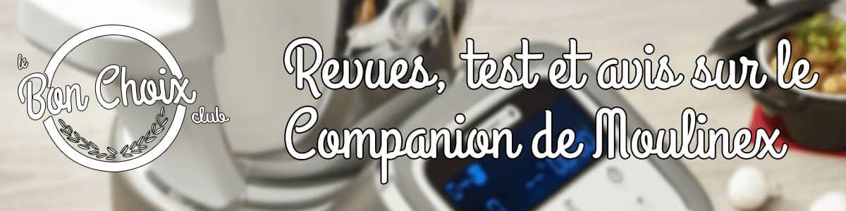 moulinex companion test et avis