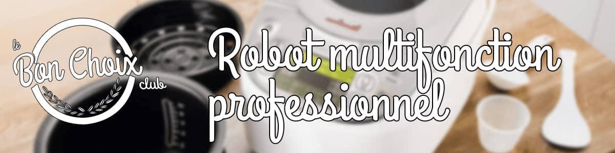 robot professionnel multifonction
