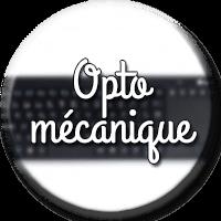 clavier opto mecanique