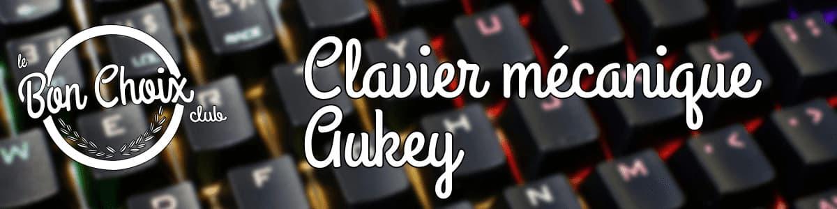 comparatif aukey clavier mécanique