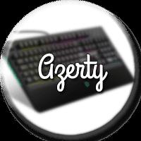 clavier mécanique azerty