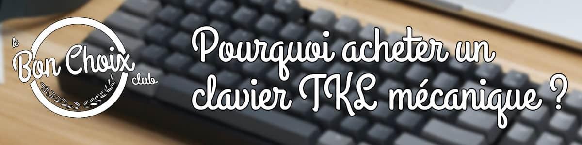 Claviers de gaming sans pavé numérique (TKL)