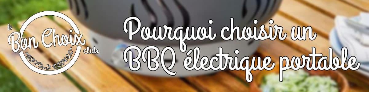 acheter barbecue portable electrique pas cher
